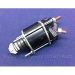 Starter Solenoid Marelli 3-bolt - Early Style (Fiat 124, X1/9, 850, 128, 131, Lancia Scorpion to 1977) - OE MARELLI