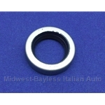 Steering Box Output Shaft Seal (Fiat 124 All) - OE