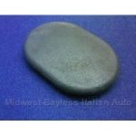 Body Plug Oval Rubber Small 54mm x 40mm (Fiat Bertone X19 All) - U8