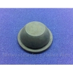 Body Plug Round Rubber 20mm (Fiat Bertone X1/9 All) - U8