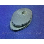 Body Plug Rubber Speedometer Cable Floor Pan (Fiat Bertone X1/9 All) - U8