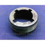 Strut Tube Gland Nut (Fiat X1/9, 128, Lancia Scorpion, Beta) - U8