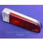 Tail Light Assembly Right (Fiat 850 Spider 1970-73) - OE NOS