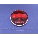 Tail Light Lens Left / Right (Fiat 850 Sedan Coupe, 1100R) - OE