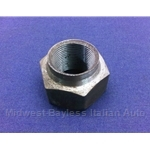 Torque Tube Differential Nut (Fiat 124 Spider Coupe (1967-69) - OE NOS
