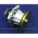 Water Pump SOHC Impeller Non-AC - Metal (Fiat Bertone X1/9, 128, Yugo, Strada All) - NEW