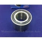 Wheel Bearing Front/Rear (Fiat X19 4-Spd 1973-78, 128, Yugo)+ (Lancia Scorpion) - OE NOS