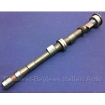 Performance Camshaft DOHC 245 Degree Exhaust w/Gear (Fiat 124, 131) - NEW