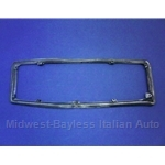 Tail Light Body Gasket Left (Fiat 124 Spider 1971-72) - U8