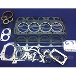 Engine Gasket Set DOHC 2.0L Carb. USA - (Fiat 124 Spider, Brava, Lancia 1979-80) - PREMIUM w/SEALS