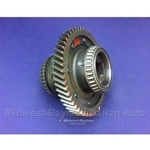 4-Spd Differential Carrier Assembly w/Ring Gear 4.42 (Fiat X19 1972-78, 128, Yugo) - U8
