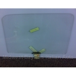 Door Window Glass Right Clear (Fiat 128 Sedan Wagon 2-Dr) - OE NOS