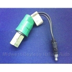 Air Conditioning Low Pressure Switch (Fiat 124 Spider 1979-85) - FACTORY