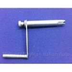 Emergency Power Window Crank (Lancia Scorpion Montecarlo) - U8