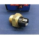 Radiator Cooling Fan Switch 92 / 87 Degree (Fiat Lancia All to 1978) - OE NOS