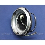 Headlight Bucket Assembly Left / Right (Fiat 124 Spider 1979-85) - OE NOS