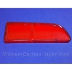 Tail Light Lens Right (Fiat 850 Spider 1970-73) - OE NOS