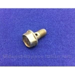 Cable End Screw 5mm for Choke / Hand Throttle (Fiat to 1978) - OE