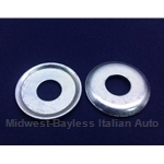Control Arm Upper Cup Washer PAIR 2x M14x38 (Fiat 124 All) - NEW