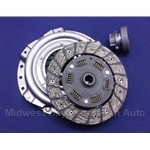 Clutch KIT Cover + Disc + Release Bearing (Fiat 850 All) - NEW