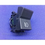 Fog Light Switch (Fiat Lancia to 1978) - NEW