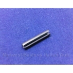 Distributor Drive Gear DOHC Roll Pin (Fiat 124 Spider, 131) - NEW