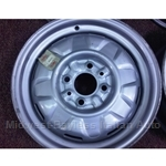 Steel Wheel Spare Tire (Fiat Pininfarina 124 Spider, 131 1979-On) - OE BLEMISHED