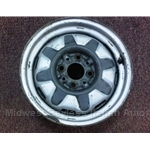 Steel Wheel 13x5 (Fiat X1/9, Other FIAT 1980-82) - U7.5
