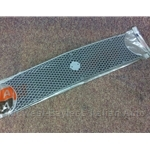 "Front Grille ""Honeycomb"" (Fiat 124 Coupe 1970-72) - OE NOS"