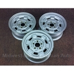 Alloy Wheel CD-6 (Fiat 130 Berlina) - OE NOS