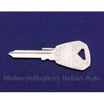 Key Blank Door Double-Sided (Yugo) - NEW