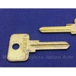 Key Blank - Door (Fiat Strada Ritmo) - NEW
