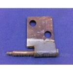 Engine Cover Hinge - Rear (Lancia Scorpion Montecarlo) - U8