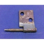 Engine Cover Hinge - Forward (Lancia Scorpion Montecarlo) - U8