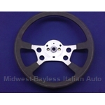 Steering Wheel - Silver (Fiat Bertone X19 1979-on) - U7.5