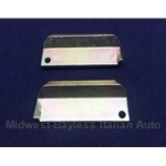 Brake Caliper Sliding Wedge - Front PAIR 2x (Lancia Beta) - OE/RENEWED