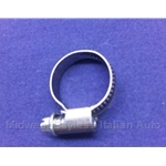 Hose Clamp Euro Style 16-27mm for Heater Hose - NEW