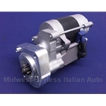 Starter DOHC - GEAR REDUCTION Starter (Fiat 124 All, 131 All, Lancia Beta, Scorpion/Montecarlo) - NEW