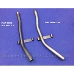 Breather Vent Oil Return Crankcase Tube DOHC All exc. 2.0L (Fiat 124, 131 through 1978) - U8