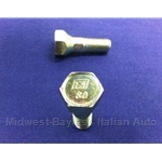 Lug Bolt 30mm - FA 80 - 12x1.25 for Steel Wheels (Fiat 124, 131, 128) - OE / RENEWED