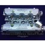 Performance Cylinder Head DOHC Assembly w/end of Cam Box Distr. (Lancia Beta All FI-Style) - REBUILT