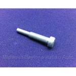 Fast Idle Screw (Fiat 124 Spider, Coupe, 131 w/ADFA) - OE NOS