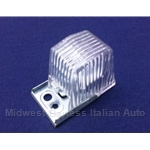 Courtesy Light Assembly Trunk (Fiat Pininfarina 124 Spider 1978-on, Lancia Stratos) - OE NOS