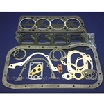 Engine Gasket SET DOHC 1592cc (Fiat 124 Spider, Coupe 1973) - PREMIUM w/SEALS