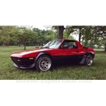Brayden's Choice - Fiberglass Fender Flares Package - FAZA Front / PBS Rear (Fiat Bertone X19 All) - NEW
