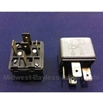 "Relay 5-Pin Normally Open 30A Bosch ""332 014 107"" - U8"