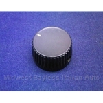 Air Conditioning Rotary Switch Knob (Fiat X19 1973-78) - U8