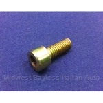 Seat Adjuster Rail Mounting Screw - M8 Tall Socket Cap (Fiat X1/9) - OE/RENWEWED