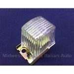 Courtesy Light Assembly Trunk (Fiat Pininfarina 124 Spider 1978-on, Lancia Stratos) - NEW