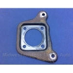 Spindle Brake Caliper Backing Plate Front Left  (Fiat 124 All) - U8